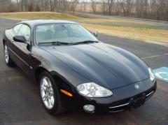 2002 Jaguar XK-Series Photo 1