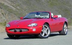 2004 Jaguar XK-Series exterior