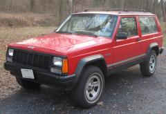 1990 Jeep Cherokee Photo 1