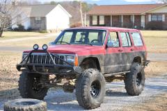 1990 Jeep Cherokee Photo 2