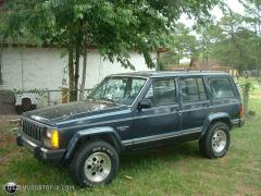 1990 Jeep Cherokee Photo 3