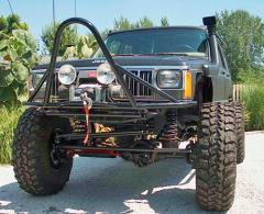 1990 Jeep Cherokee Photo 4