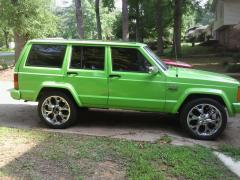 1990 Jeep Cherokee Photo 5