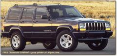 1992 Jeep Cherokee Photo 3