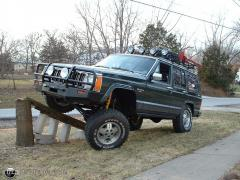 1992 Jeep Cherokee Photo 4