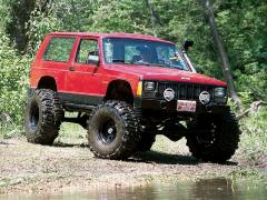 1992 Jeep Cherokee Photo 5