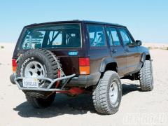1992 Jeep Cherokee Photo 7
