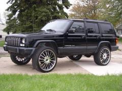 1994 Jeep Cherokee Photo 3