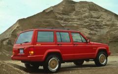 1994 Jeep Cherokee exterior