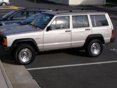 1995 Jeep Cherokee Photo 4