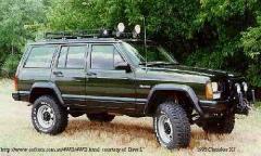1995 Jeep Cherokee Photo 5