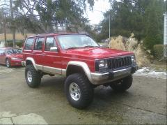 1995 Jeep Cherokee Photo 8