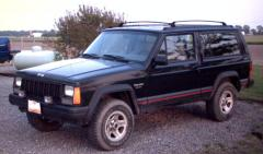 1996 Jeep Cherokee Photo 2