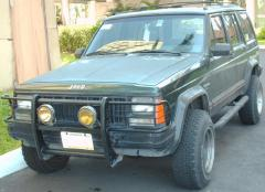 1996 Jeep Cherokee Photo 3