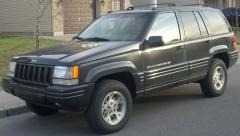 1996 Jeep Cherokee Photo 4