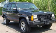 1996 Jeep Cherokee Photo 5