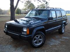 1996 Jeep Cherokee Photo 1