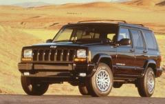 1997 Jeep Cherokee exterior
