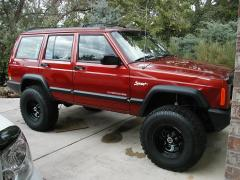 1998 Jeep Cherokee Photo 3