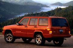 1998 Jeep Cherokee Photo 4