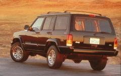 1998 Jeep Cherokee exterior