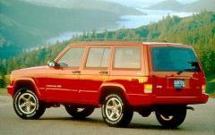 1999 Jeep Cherokee exterior