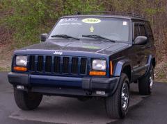 2000 Jeep Cherokee Photo 1