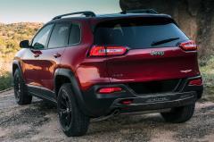2014 Jeep Cherokee exterior