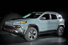 2014 Jeep Cherokee Photo 3