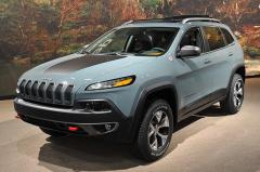 2014 Jeep Cherokee Photo 1