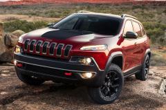 2015 Jeep Cherokee exterior