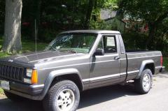 1991 Jeep Comanche Photo 1