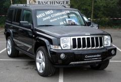 2006 Jeep Commander Photo 6