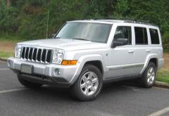 2007 Jeep Commander Photo 2