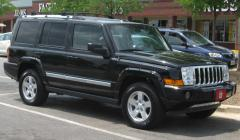 2007 Jeep Commander Photo 3