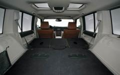 2007 Jeep Commander interior