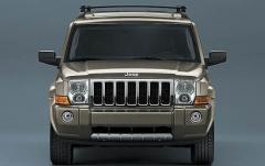 2008 Jeep Commander exterior