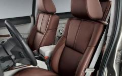 2008 Jeep Commander interior