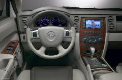 2008 Jeep Commander Photo 3