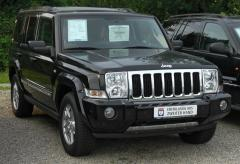 2008 Jeep Commander Photo 4