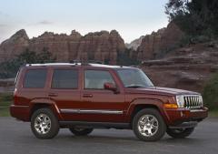 2008 Jeep Commander Photo 5