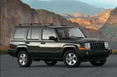 2009 Jeep Commander Photo 3