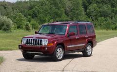 2009 Jeep Commander Photo 4