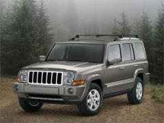 2009 Jeep Commander Photo 6