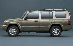 2009 Jeep Commander exterior