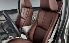 2009 Jeep Commander interior