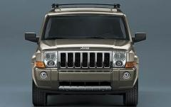 2010 Jeep Commander exterior