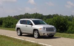 2009 Jeep Compass Sport FWD Photo 7