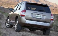 2010 Jeep Compass exterior