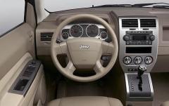 2010 Jeep Compass interior